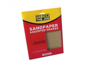 SAND PAPER ASSORTED 10PK