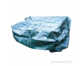 BENCH COVER 5' 3 SEATER POLYTHENE