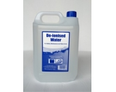 DEIONISED WATER 5LTR            X