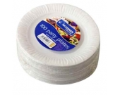 PAPER PLATES PACK OF 100 7""