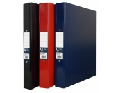 RINGBINDER A4   ASSORTED COLOURS