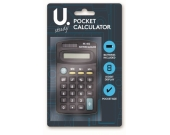 CALCULATOR ASSORTED COLOURS