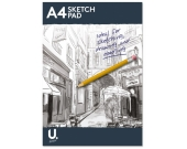 SKETCH PAD 60 SHEETS A4