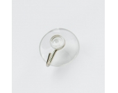 385 SUCTION HOOK 20MM CLEAR(25)