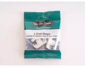 END STOPS HARRISON DRAPE 2 PACK