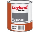 EGGSHELL  BRILLIANT  WHITE 750ML