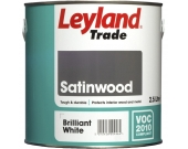 SATINWOOD  BRILLIANT WHITE 2.5L