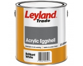 EGGSHELL   BRILLIANT WHITE 2.5L