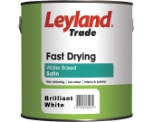 FAST DRYING SATIN WHITE 2.5L