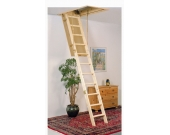 LOFT LADDER WOODEN 3 SECTION