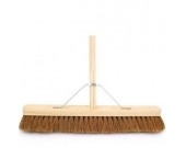 BROOM COCO & HANDLE 18""