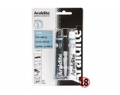 ARALDITE RAPID STEEL 2 X 15ML