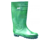 WELLINGTON BOOTS GREEN SZ7