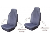 SEAT COVERS HD AIRBAG COMP GREY