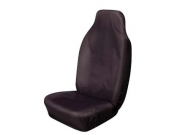 SEAT COVER HEAVY DUTY BLACK
