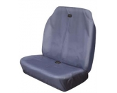SEAT COVER DOUBLE HEAVY DUTY GREY