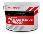 TILE ADHESIVE FIX&GROUT TRA S/CRE