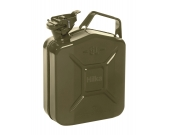 JERRY CAN STEEL 5LTR GREEN