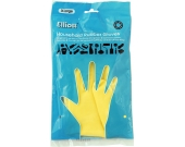 RUBBER GLOVES YELLOW EXTRA LARGE